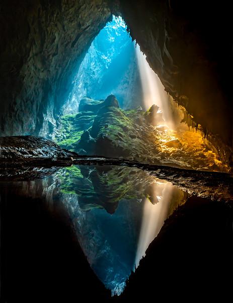 Son Doong Cave, 1st Doline