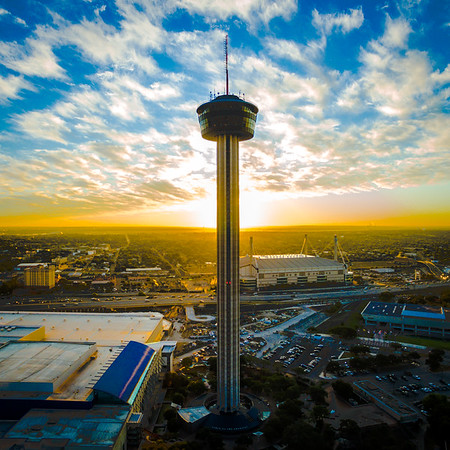 The Tower of Americas