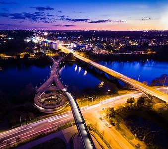 Pfluger Pedestrian Bridge @ Lamar Bridge