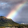Diamond Head Rainbow
