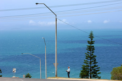 2006 Ergon Safety Calendar photos.  Photo locations - Thursday Island, Mareeba, Townsville, Rockhampton, Yeppoon, Bundaberg, Emerald, Charleville, Longreach, Toowoomba, Brisbane - Photos: Cameron Laird