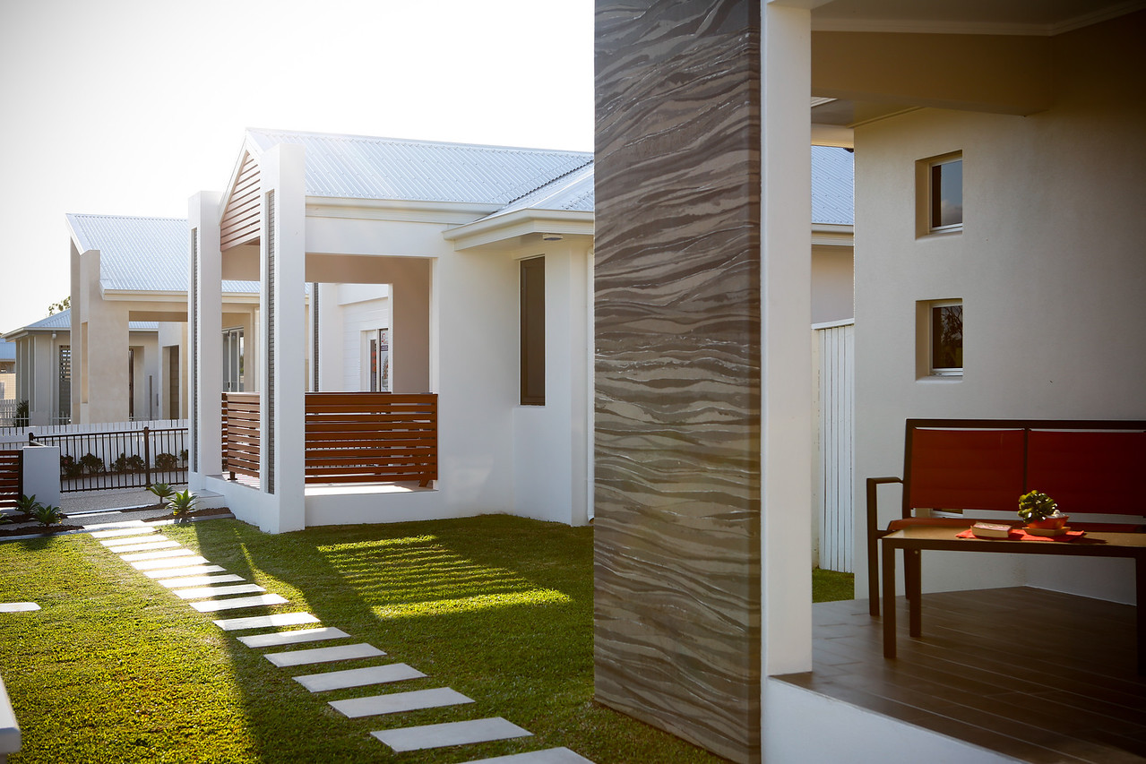 10 October 2012 Townsville, QLD - Greater Ascot streetscapes - Photo: Cameron Laird (Ph: 0418238811)