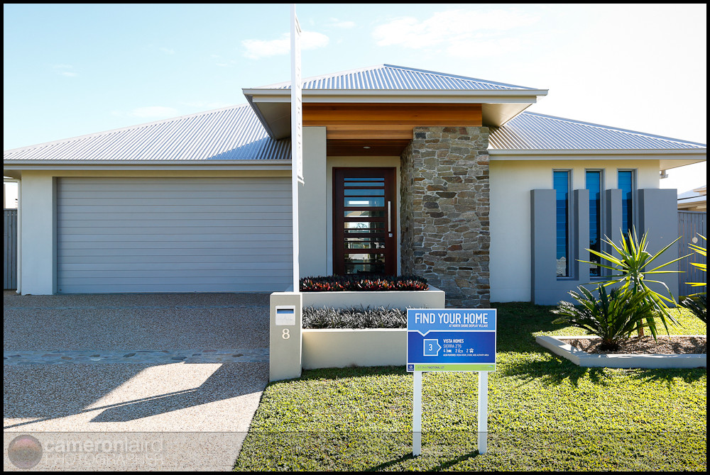 30 July 2013 Townsville, QLD - Sierra 276 by Vista Homes.  Stockland North Shore display village - Photo: Cameron Laird (Ph: 0418238811)