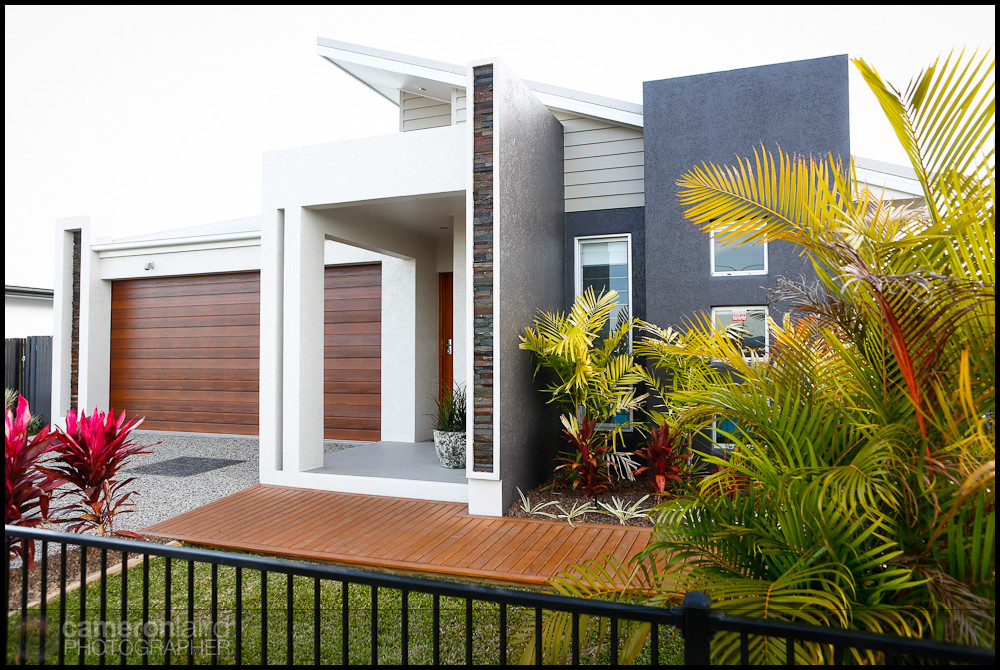 30 July 2013 Townsville, QLD - Hamptons 214 by Michael Case Homes.  Stockland North Shore display village - Photo: Cameron Laird (Ph: 0418238811)