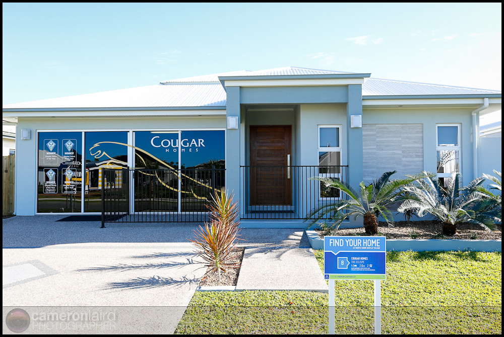 30 July 2013 Townsville, QLD - The Eclipse by Cougar Homes.  Stockland North Shore display village - Photo: Cameron Laird (Ph: 0418238811)