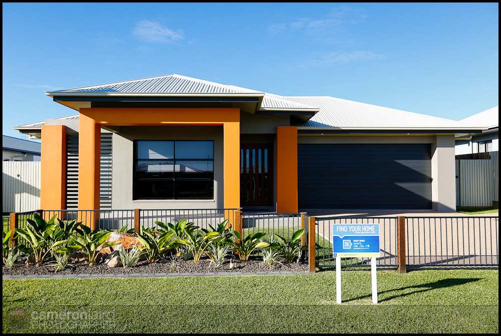 30 July 2013 Townsville, QLD - Magnetic by Grady Homes.  Stockland North Shore display village - Photo: Cameron Laird (Ph: 0418238811)