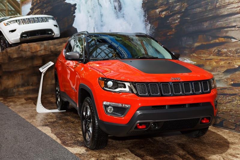 Canadian International Auto Show - 2017