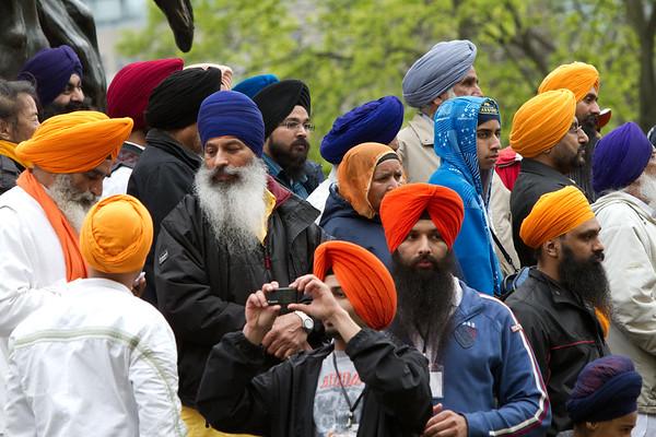 Sikh Parade Toronto