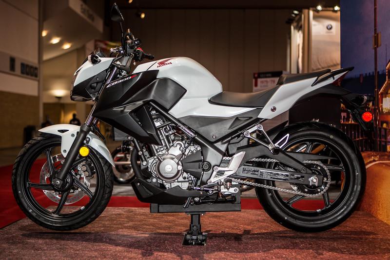 2015 Honda CB300