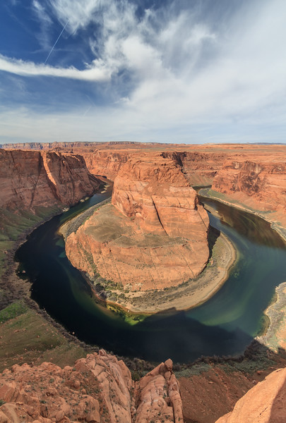 Horseshoe Bend and Zion National Park