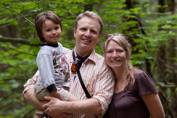 Jason goes to BC - 2009