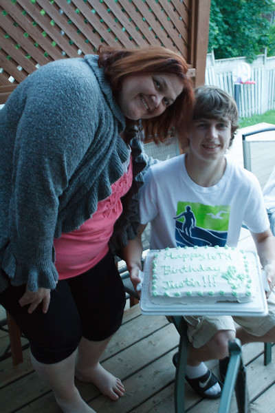 Justin's Birthday