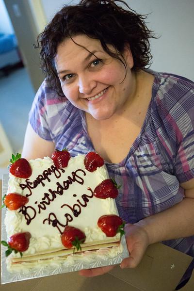 Robin's Birthday