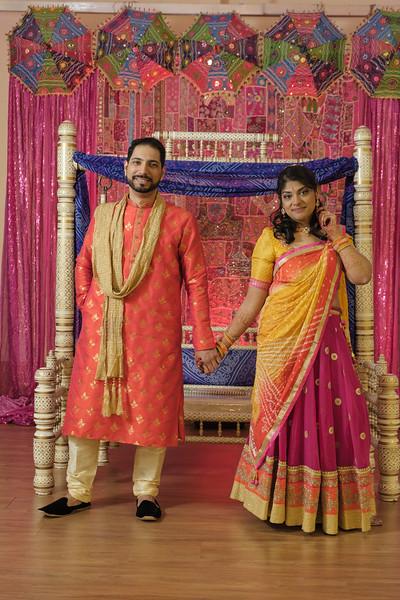 Priya and Nish Wedding - Day 2
