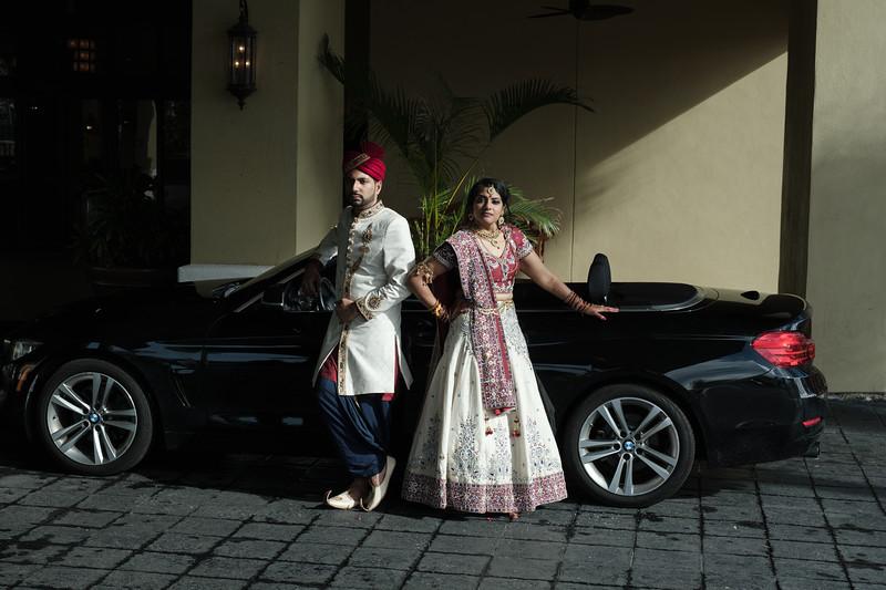 Priya and Nisha Wedding - Day 4