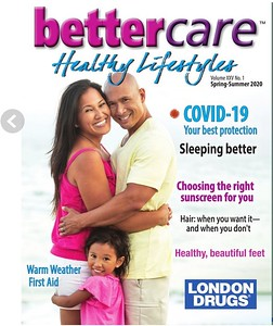 Bettercare Healthy Lifestyles Magazine