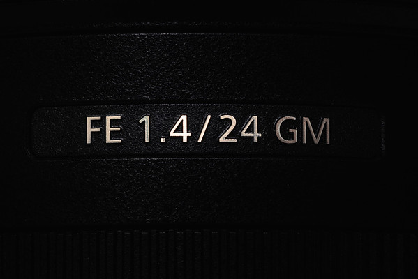 Sony FE 24mm F1.4 GM