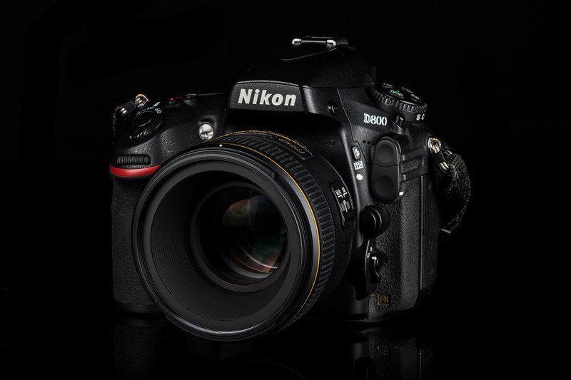 AF-S NIKKOR 58mm f/1.4G on D800