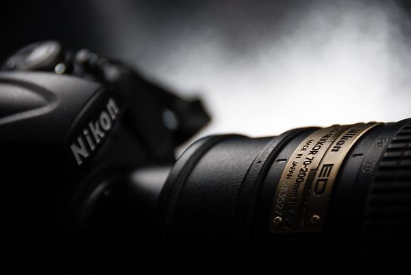 Nikon D300 and Nikkor AF-S 70-200mm f/2.8 VR