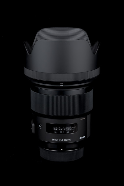Sigma 50mm f/1.4 DG HSM Art