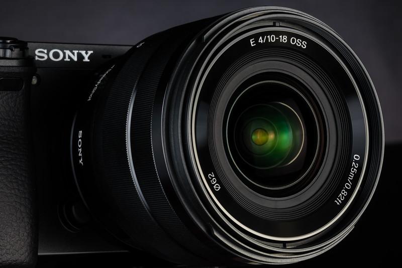 α6000 + E 10-18mm f/4