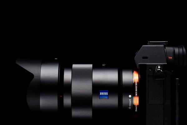 α7R II + FE 24–70mm F4 ZA OSS