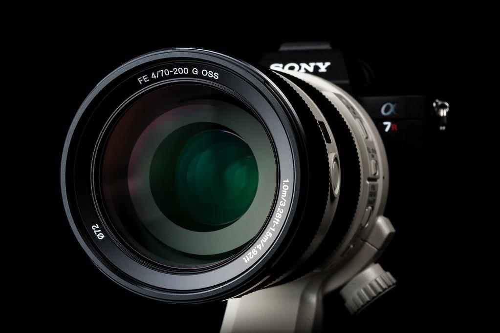 α7R II + FE 70–200mm F4 G OSS
