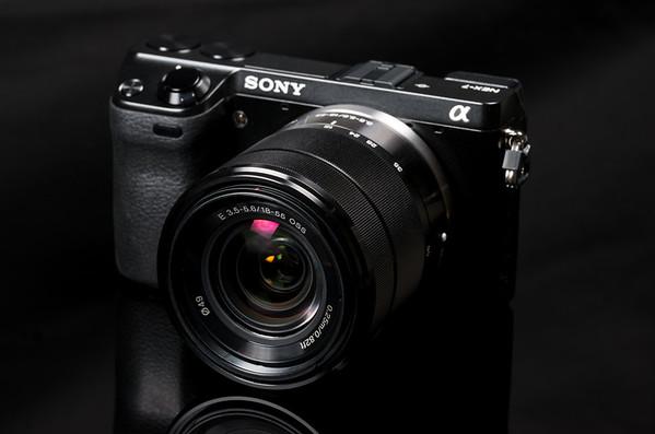 NEX 7 with 18-55mm kit lens