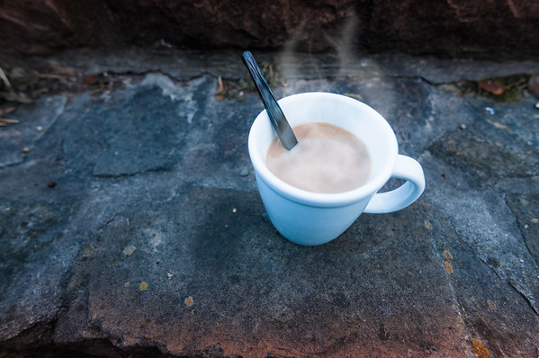"004/365 - ""HOT DRINKS"""