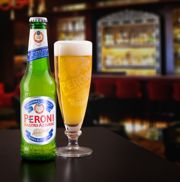 Peroni and Glass
