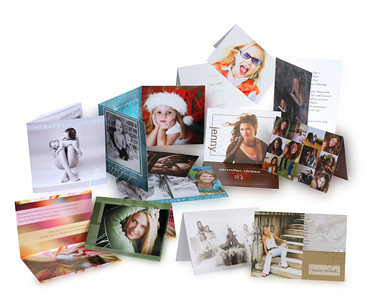 Press Printed Greeting Cards