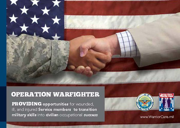 Warrior Care (marketing collateral)