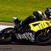 James Dellinger during AMA Pro Supersport Race 1 at Barber Motorsports Park, Alabama
