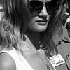 Lovely Victoria's Secret model Rosie Huntington-Whiteley during the 2011 Daytona 500