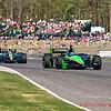 Danica Patrick, Takuma Sato, Graham Rahal Indy Grand Prix of Alabama