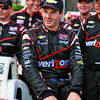 2012 Grand Prix of Alabama Winner IndyCar's Will Power Chevy Hat Victory Lane