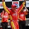 Firestone Indy Lights Driver Sebastain Saavedra Captured the Victory at Barber Motorsports Park