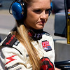 Izod Indycar Versus Announcer Lindy Thackston