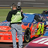 Jeff Gordon #24 Dupont Monte Carlo SS on pit road awaiting start of race at Talladega