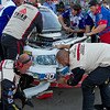 The Bodine Team Accomplishes a Fast, Efficient, impossible repair in time to get Points Leader Todd Bodine back on track at Talladega
