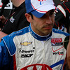 AAA IndyCar Driver Helio Castroneves Victory Lane Barber Motorsports Park