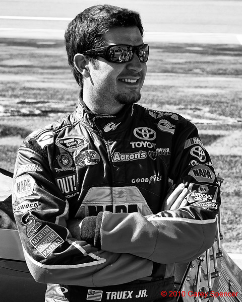Martin Truex Jr. Talladega 2010