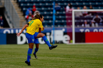 2019 She Believes Cup: Brazil vs. England Feb. 27