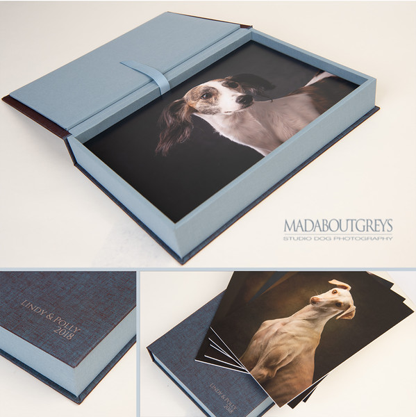 FOLIO BOXES from £200