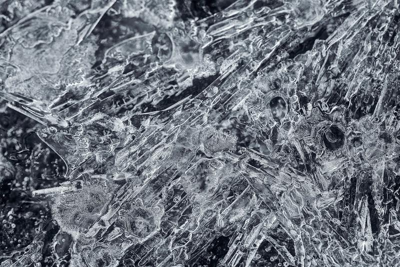 - It's ice