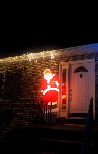 - Must be Santa