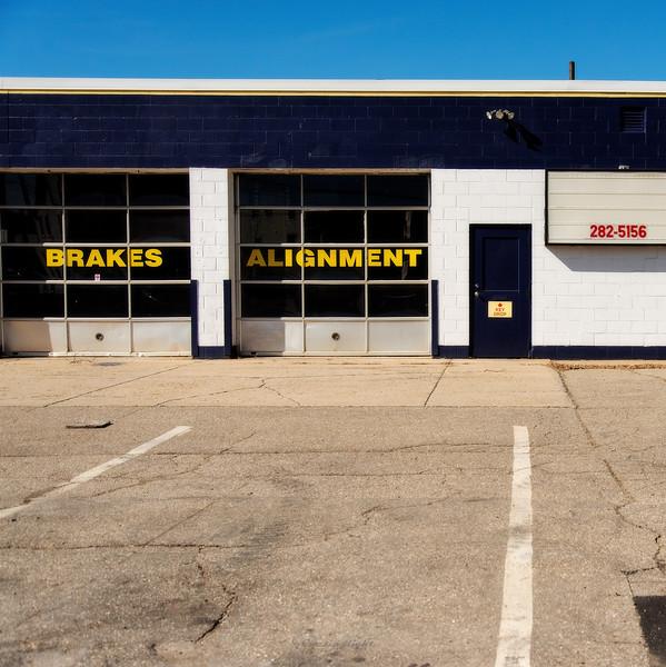 - Brakes & Alignment