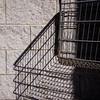 -Derelict shopping cart