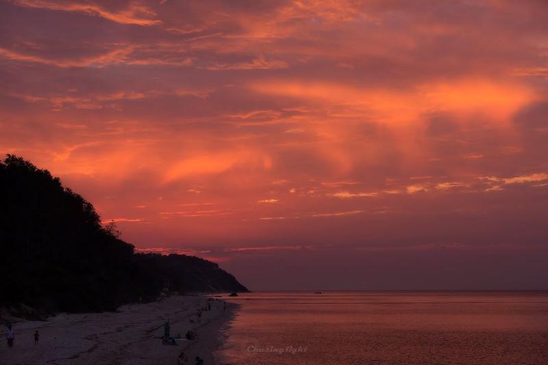 -Those Long Island sunsets