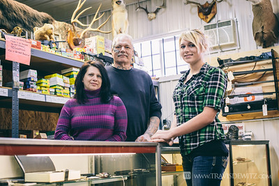 Chicago Bobs Gun Shop - Augusta WI - Family Business